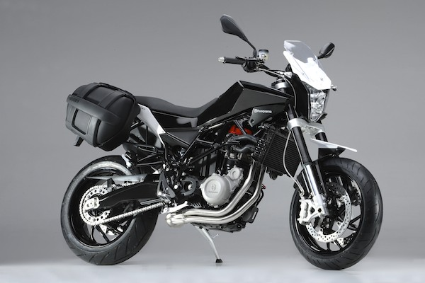 Husqvarna Nuda 900 Touring Cycle Torque