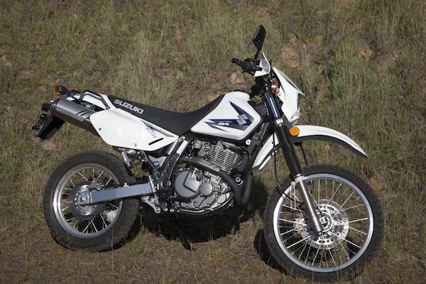 Suzuki DR650SE 2013