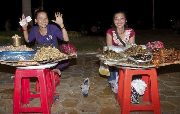 Cambodia by night