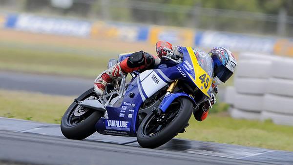 Yamaha YZ450F Road Racer