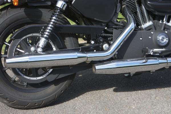 Harley-Davidson 883 Iron 2013