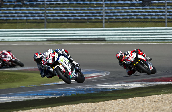 Leon Camier put in a brave performance over the weekend