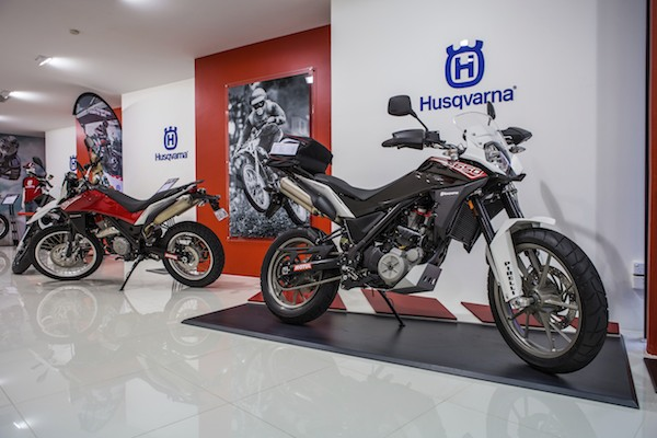 Husqvarna TR650 2013