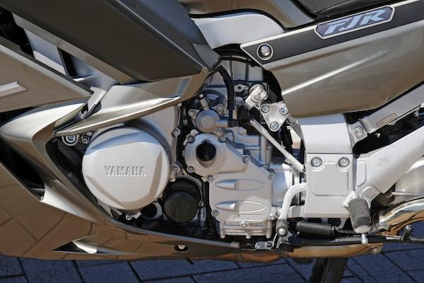 Yamaha FJR1300A 2013