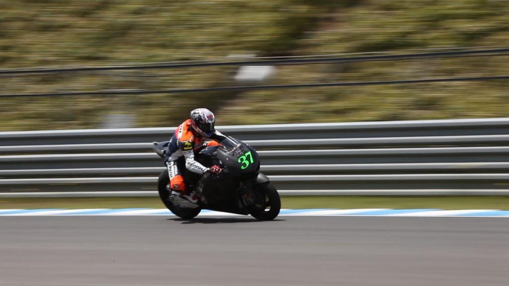 Honda MotoGP bike prototype 2014 CRT model.