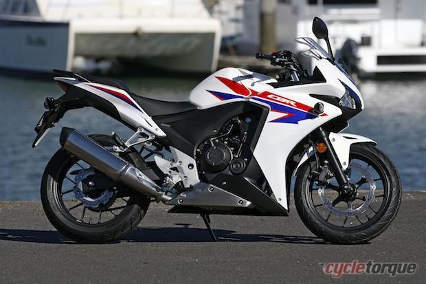 Honda CBR500R 2013