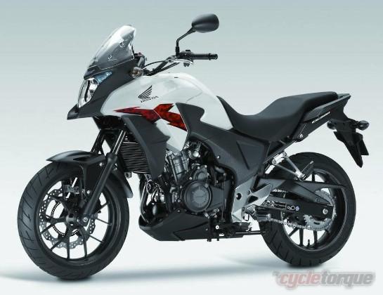 Honda CBR500X 2013