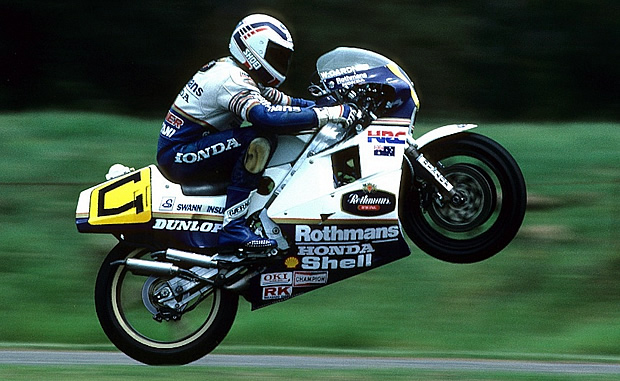 Wayne Gardner - 500cc 1987 World Champion