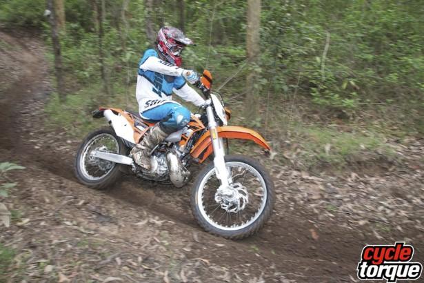 KTM EXC 200 2013