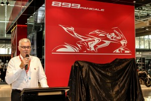 Sydney Motorcycle Show - Ducati