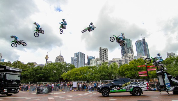 Sydney Motorcycle Show - image FMX