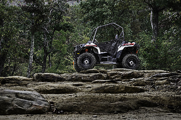 Polaris Sportsman Ace 10