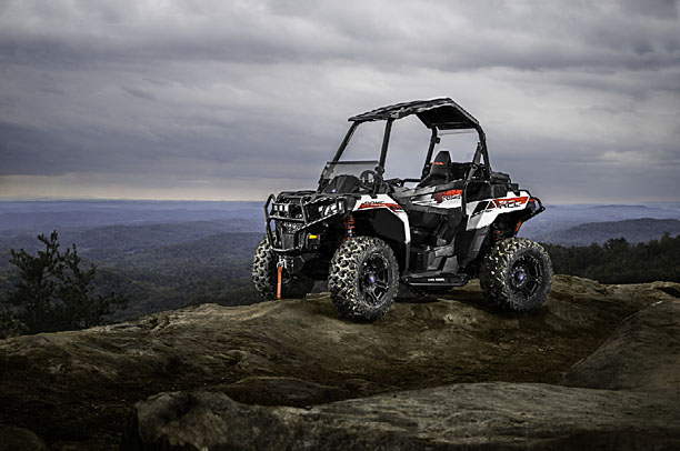 Polaris Sportsman Ace 11