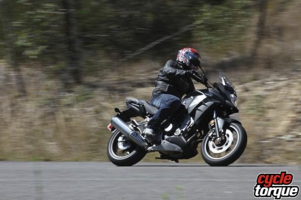 Honda CB500X 2014