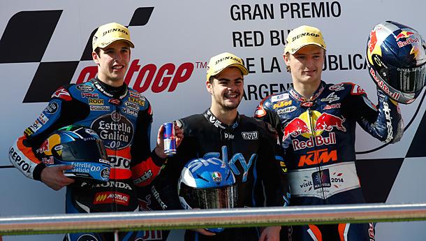 motogp3-podium-moto3-argentina-2014