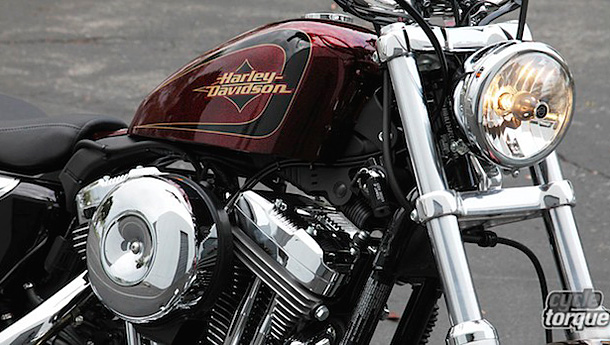 harley davidson 72 sportster cycle torque