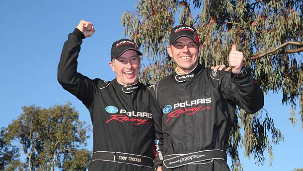Polaris-podium-aust-rally-champ-2014