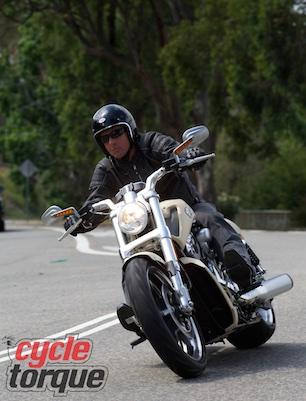 Harley-Davidson V-Rod Muscle 11
