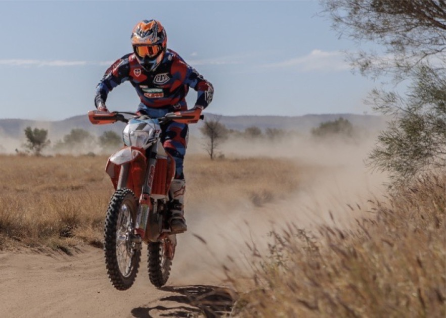 Toby Price wins the 2015 Finke Desert race for the second time