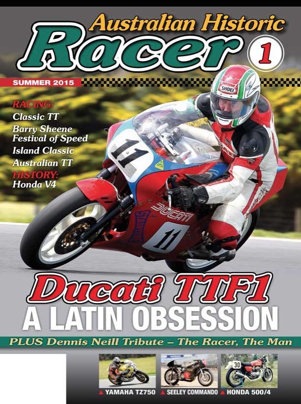 Australian Historic Racer Classic Motorcycle racing ducati Honda Yamaha Suzuki Barry sheene Island Classic