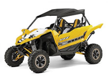Yamaha YXZ1000R - All action adventure side by side recreational off highway vehicle