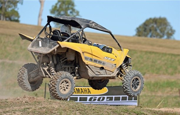 Yamaha YXZ1000R Finke Racer desert off-road SXS side by side