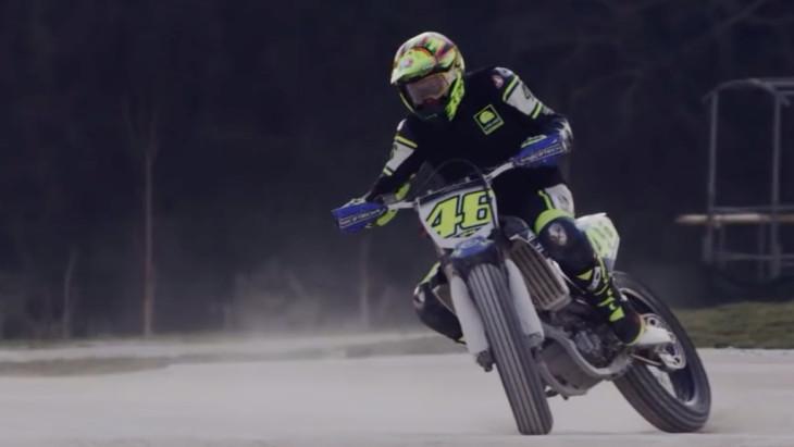 Rossi videos still
