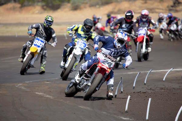 Temora Grand Slam Dirt Track event - Day 2 - 20 March 2016
