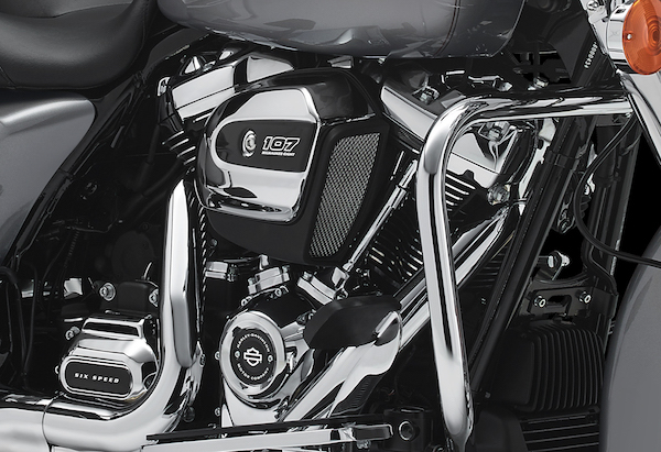 All-New Harley-Davidson Milwaukee-Eight Engine Powers Enhanced Touring Motorcycle Experience
