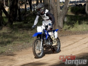 Yamaha TT-R125LWE TT-R230 family fun bikes off road trail