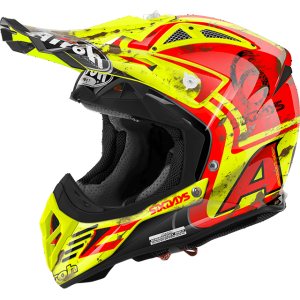 aviator-six-days airoh helmets australia moto national