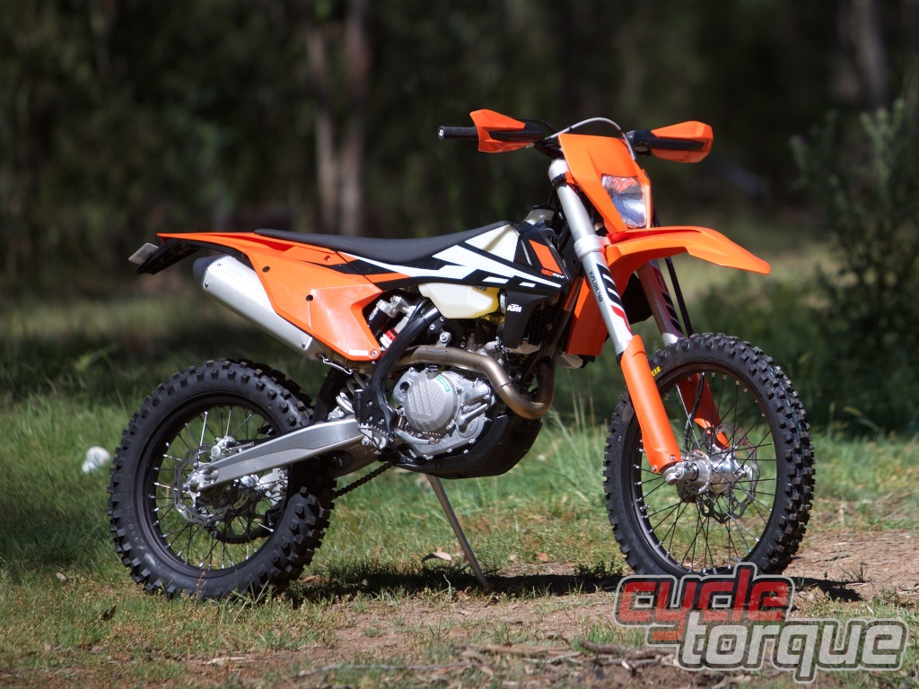 Character Assassin: KTM 450 EXC-F - Cycle Torque