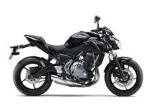2017 Kawasaki Z650L side on