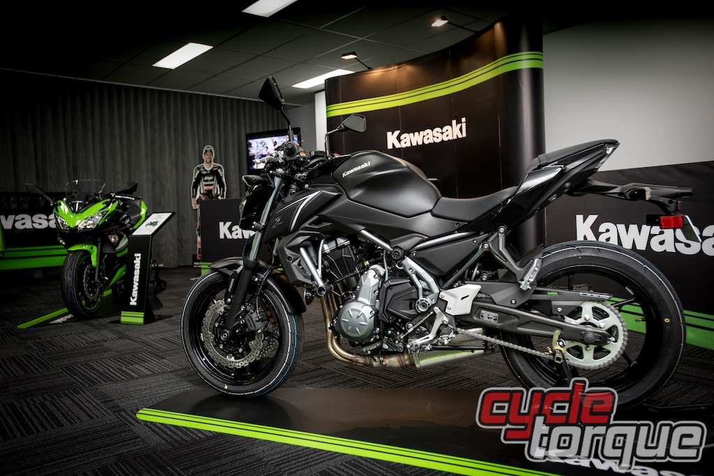 Kawasaki Z650L first ride launch report