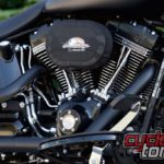 Harley Davidson fat boy s engine 110-inch screamin eagle