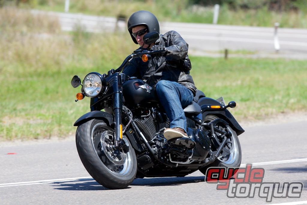 Harley-Davidson Fat Boy S | Cycle Torque Test: 110-inch Fat Boy