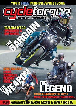 Cycle Torque March Issue 2017