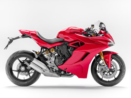 ducati supersport s studio shot