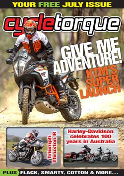 Cycle Torque Magazine July 2017