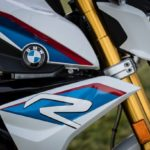 BMW G 310 R detail upper fairing