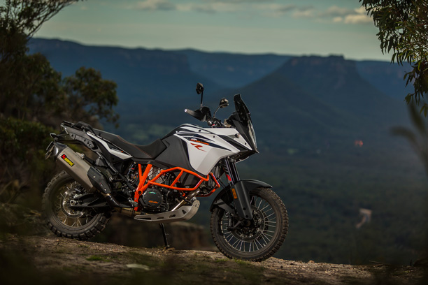 KTM 1090 Adventure R 1090 1290 Super Adventure S Blue Mountains