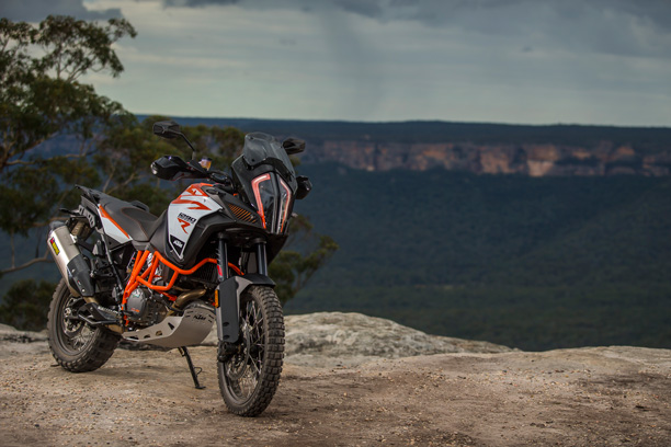 KTM 1290 Super Adventure R 1090 Adventure R 1290 Super Adventure S Blue Mountains